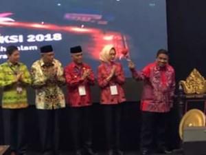Kota Tarakan, Wali Kota Manado ,Vicky Lumentut ,Rakernas APEKSI XIII, Rakernas APEKSI 2018, Indonesia City Expo 2018