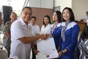 Wali Kota Tomohon Minta Seluruh Perangkat Kelurahan dan Linmas Dukung Penuh TIFF