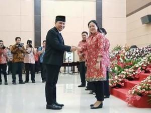Maximiliaan J Lomban ,  Manggala Karya Kencana, Harganas 2018