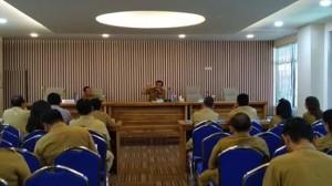 Penganggaran Perjalanan Dinas , Perangkat Daerah, Sekda Manado, Peter KB Assa,