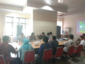 Pembahasan Pansus Perubahan RTRW dengan Instnasi Terkait