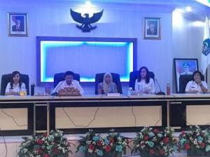 Kementerian PPPA , Dra Sri Danti Anwar MA, Dr Audy Pangemanan