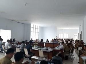 DPRD Minsel , Kaban Keuangan Minsel, Jenny Johana Tumbuan,