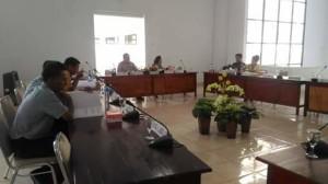 DPRD Minsel , APBD 2017, Banggar DPRD Minsel