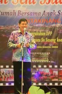 Wali Kota manado, Vicky Lumentut, Seni Budaya Bantik, Juvany Mongan
