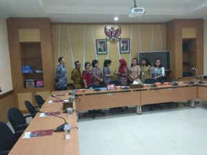 Kunker Komisi III DPRD Tomohon di Semarang