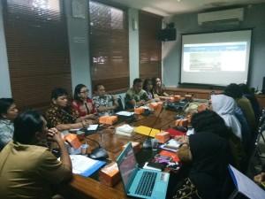 Kunker kOmisi I DPRD Tomohon di Pemkot Bandung
