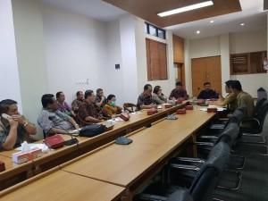 Komisi II DPRD Tomohon di Kabupaten Garut