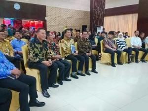Wali Kota Tomohon di Gedung Serbaguna Sekretariat Negara pada kegiatan Leader's Talk