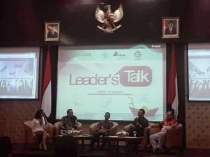 Wali Kota Tomohon narasumber di Leader's Talk di Sekretariat Negara