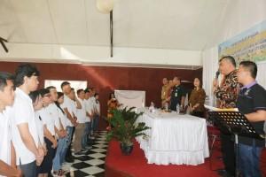 Pelantikan Forum Pemuda Lintas Agama