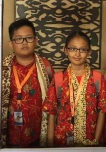 Wakili Sulut di OSN Tingkat Nasional, Wali Kota Tomohon Support Wenas dan Nainggolan