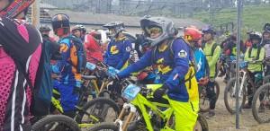 Atlit Tomohon yang berlaga di patuha Jawa Barat