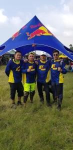 JFE Squad Tampil Memukau di Patuha Enduro III Jawa Barat