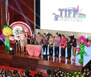 Peluncuran TIFF di Kementerian Pariwisata