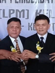 Suoth Nyatakan Rumende Tetap Ketua DPD LPM Kota Tomohon