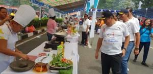 Bitung Sukses Gelar Lomba Masak Ikan Nusantara 20183