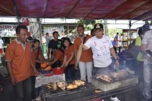 Bitung Sukses Gelar Lomba Masak Ikan Nusantara 20185