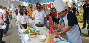 Bitung Sukses Gelar Lomba Masak Ikan Nusantara 20186