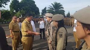 BPJS Ketenagakerjaan non ASN, Bupati Minahasa, Drs Royke H Mewoh DEA,