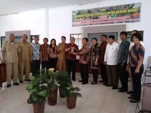 DPRD Tana Toraja Kunker di DPRD Minsel Soal Pertanian