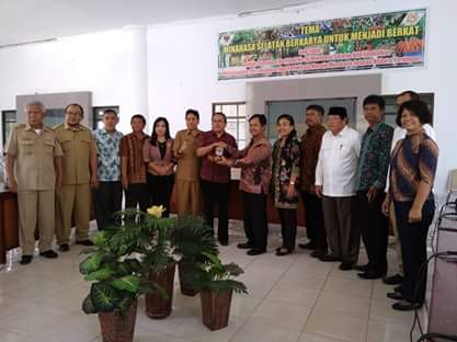 DPRD Minsel , DPRD Tana Toraja, Andarias Buttutasik