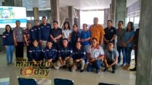 Dinas Parawisata Manado,  Event Organizer ,Manado Fiesta 2018,  Dra Lenda Meivi Pelealu,PT. Multi Muda Mandiri ,Lendhy Maramis,