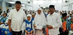 Calon Jemaah Haji Sulut