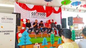 Go-Food Festival, go-jek, Anandita Danaatmadja, Danar Janiarto, Erwin Kontu,  Ir Happy Korah,
