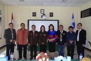 Senator Stefa Liow dan Miky Wenur Seminarkan Hasil Penelitian