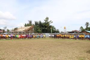 Peserta Liga Pelajar 2018 dari 64 SD dan 22 SMP