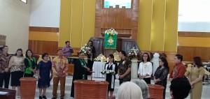 Wali Kota meresmikan renovasi gedung gereja