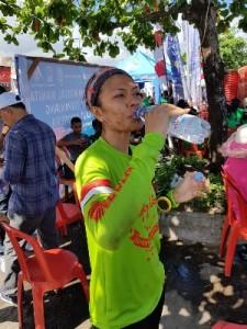 Didukung Penuh Le Minerale, Wanita Selam Indonesia Raih Dua Rekor Muri 2018