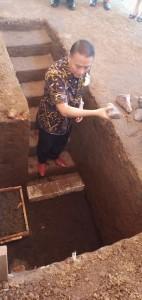 Wali Kota Tomohon meletakkan batu pertama