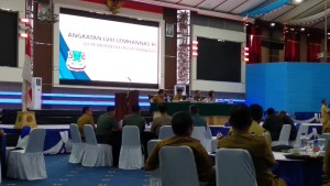 Pemkot Manado Terima Kunjungan Peserta Studi Angkatan LVIII Lemhannas RI