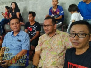 Journalist Futsal Competition 2018 Resmi Digelar, Sekda Assa Apresiasi IWO Manado