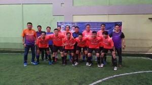 Journalist Futsal Competition 2018,Manado Fiesta 2018, IWO kota manado, Angelica Rawis, Steysi Haripe
