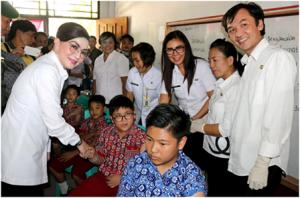 Kampanye Imunisasi Campak dan Rubella, Bupati CEP: Sayangi Anak Dari Ancaman Penyakit