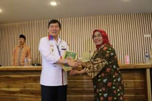 Kota Paling Toleran di Indonesia, Kabupaten Musi Rawas , Hj Suwarti , Vicky Lumentut