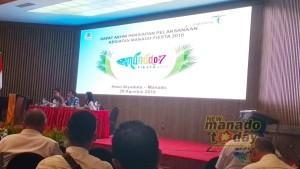 Manado Fiesta 2018, Wali Kota Manado ,GS Vicky Lumentut, mor bastiaan,  PT. Multi Muda Mandiri, Lendhy Maramis,