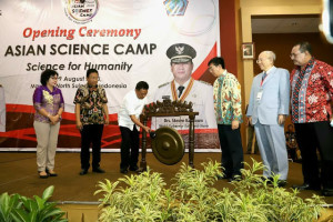 Asean Science Camp (ASC) 2018