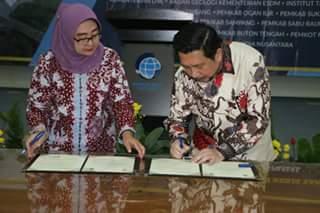 Pemkot Manado Teken MoU Badan Informasi Geospasial di Cibinong