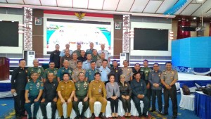 manado kota CERDAS , Lemhanas RI Angkatan LVIII, Wali Kota Manado, GS Vicky Lumentut,  Nunung Nugraha, Letjen TNI Purn. Agus Wijoyo,