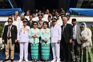 Perayaan HUT ke-395 Kota Manado Digelar Sederhana Namun Meriah