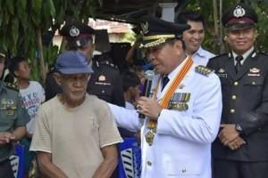 Peringatan HUT RI ke-73 di Kota Bitung Berlangsung Khidmat