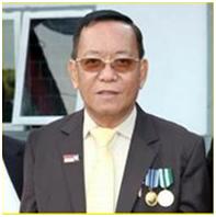 Sekda Minsel Drs Danny Rindengan MSi