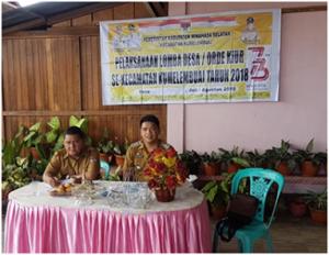 Kecamatan Kumelembuai , Michael Kamang Waworuntu SSTP, Ordekiur Kumelembuai