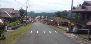 Jelang HUT Proklamasi RI ke 73, Kecamatan Kumelembuai Gelar Ordekiur