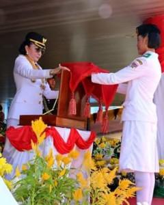 Sukses, Perayaan HUT Proklamasi RI ke 73 di Minsel3