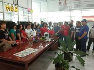 Rekam Ulang AFP, Owu: ASN Manipulasi Absensi Finger Print Akan Ditindak Tegas
